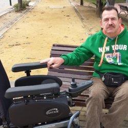 Discapacitado fisico busca pareja