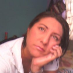 Chica normal
