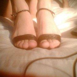 Te gustan los pies?