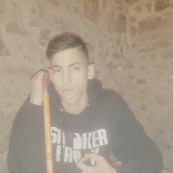 Soy chico maroqui joven