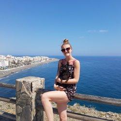 Saludos desde almeria de playeos en verano recuerdos inolvidables con playas