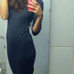Soy una chica alta, delgada, con ganas de pasarlo bien